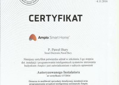 Ampio 2016-2